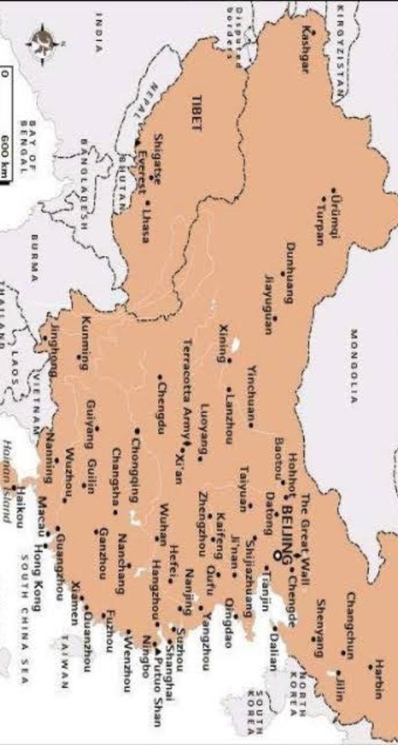 Gambar Peta Persebaran Manusia Purba Sinanthropus Pekinensis Makasih Brainly Co Id
