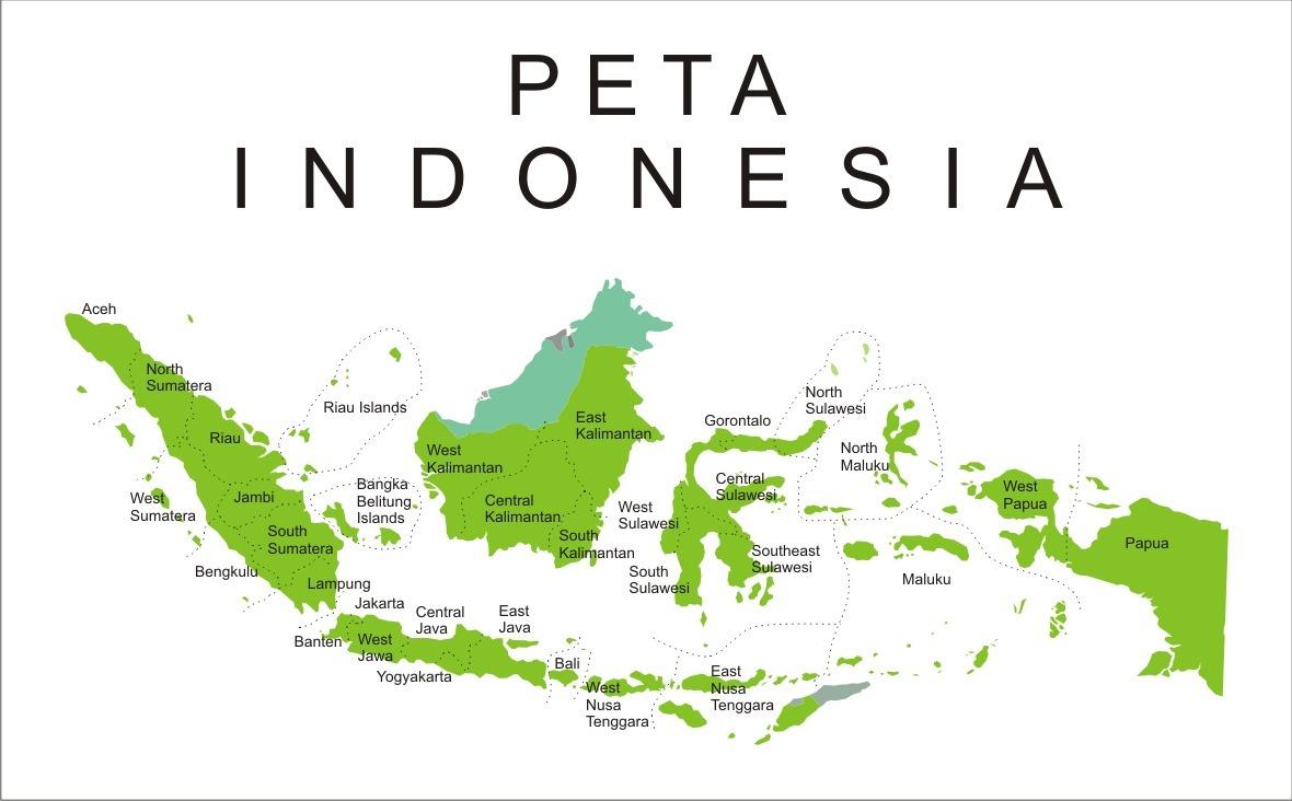 Bagaimana Gambar Peta Indonesia Brainly Id Unduh Jpg Bali Jelas