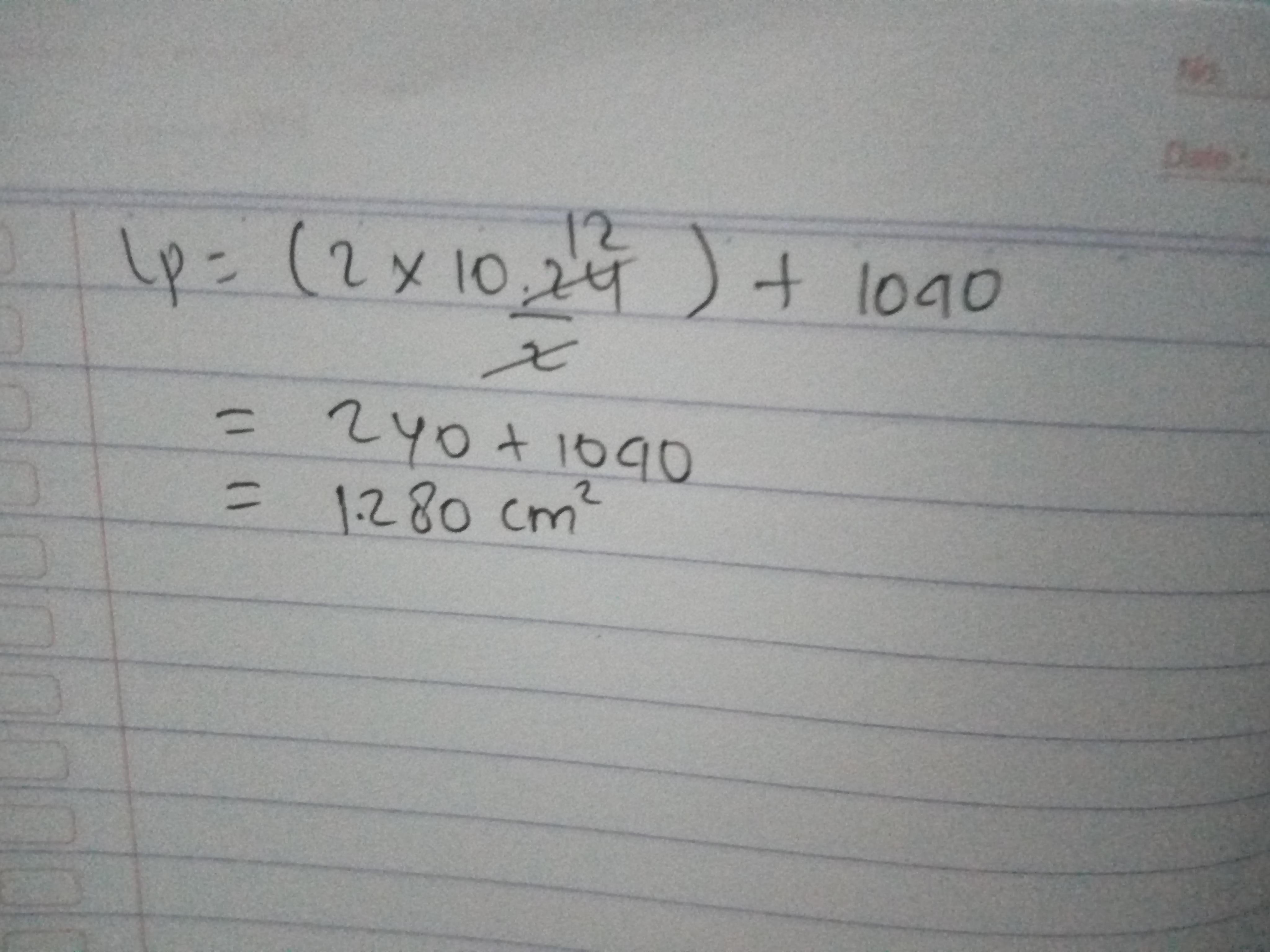 1) Diketahui Limas segiempat yang alasnya berbentuk ...
