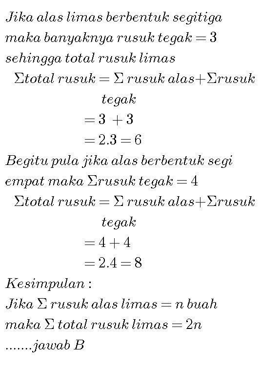 Jawaban PG Uji Kompetensi Bab 1 Matematika Kelas 8 SMP ...