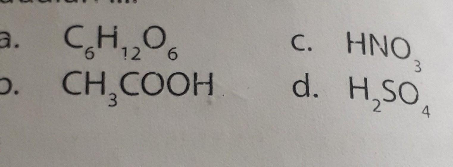 di antara senyawa berikut ini yang mempunyai jumlah atom ...