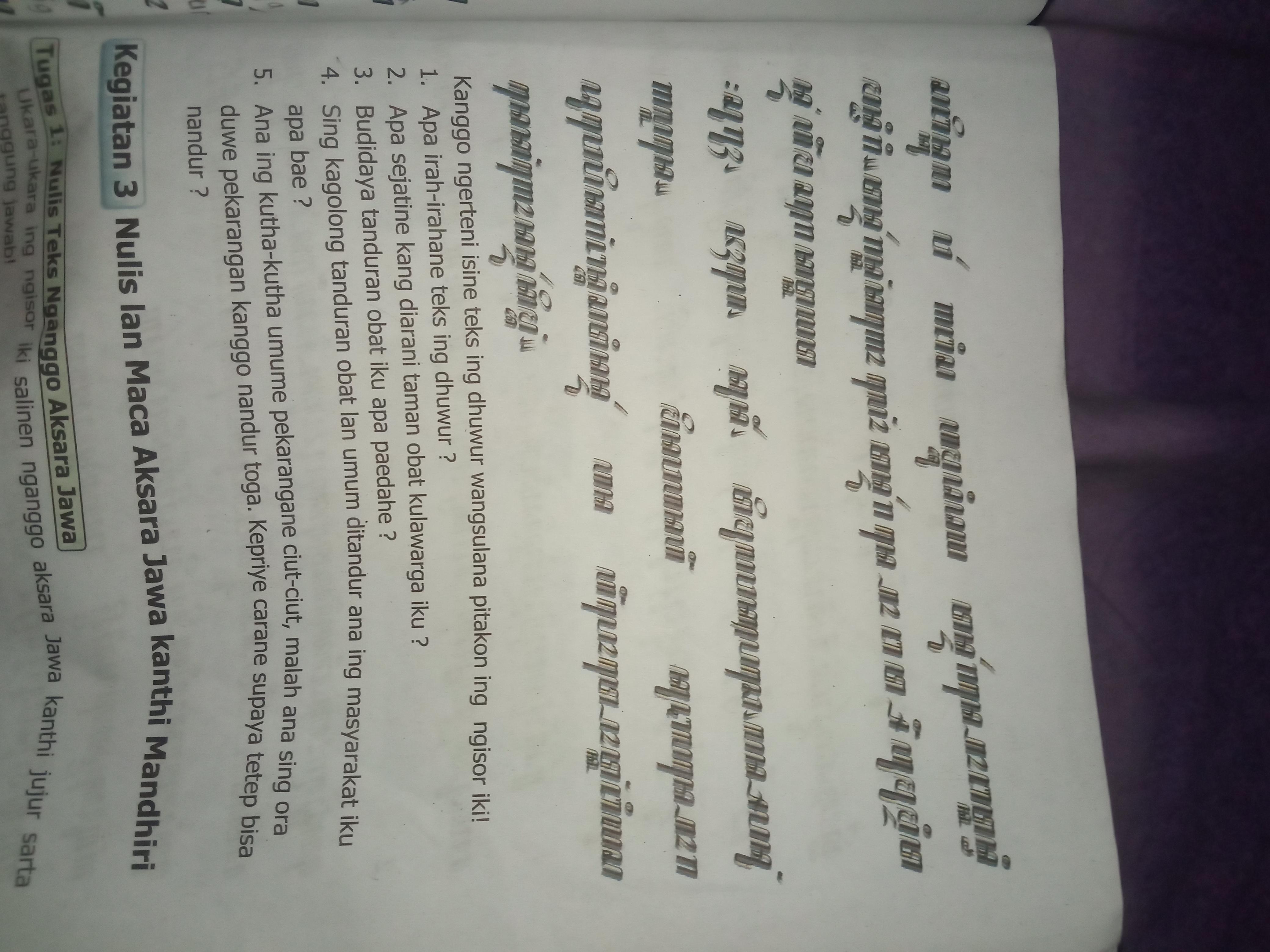 Kunci Jawaban Bahasa Jawa Kelas 8 Kurikulum 2013 Halaman 11 Ilmusosial Id