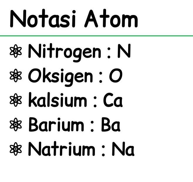 21+ Lambang untuk unsur kalsium adalah ideas