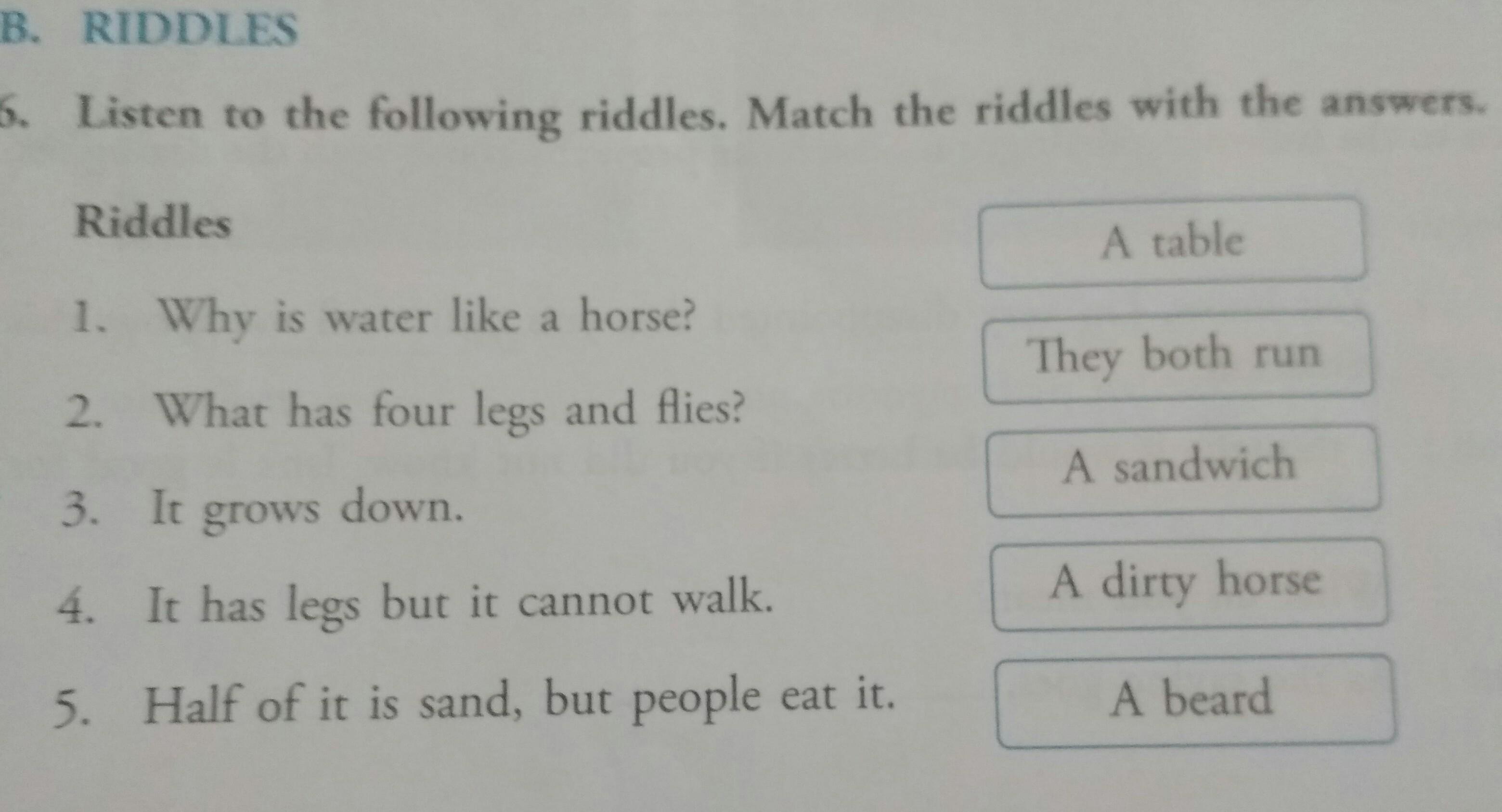 Contoh Soal Proverb Dan Riddle Beserta Jawabannya Ilmusosial Id