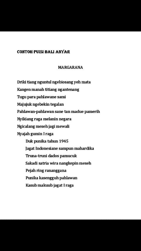 Pidato Bahasa Bali Jenis Jenis Narkoba Brainly Co Id