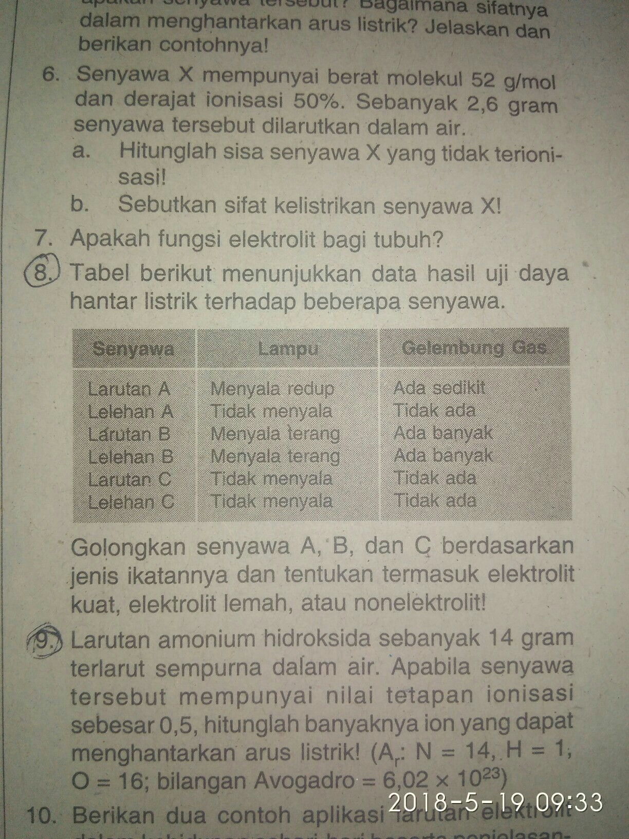 Nomer 8 Penting Tolong Ya Brainly Co Id