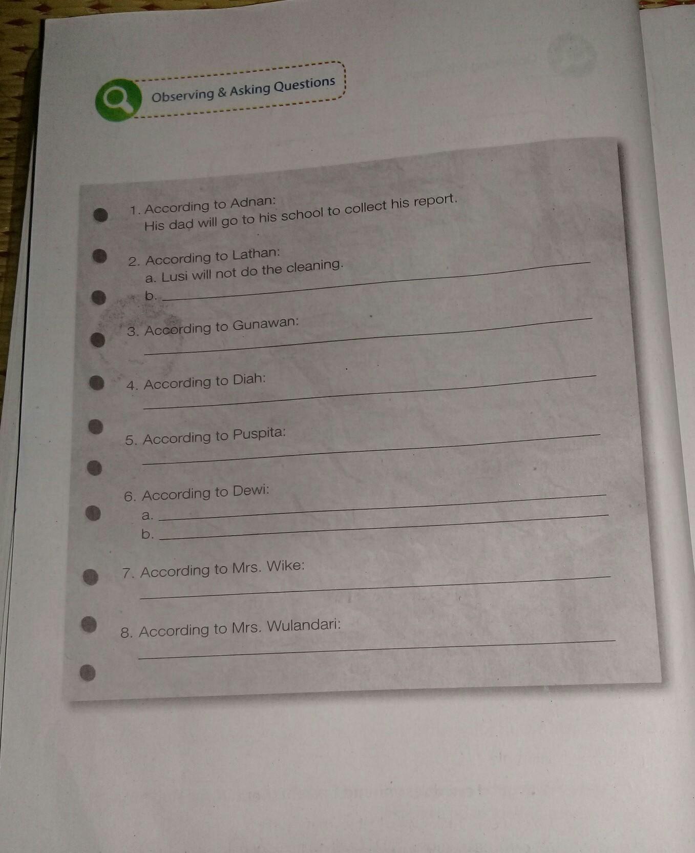 Jawaban Buku Paket Bahasa Jawa Kelas 8 Halaman 49