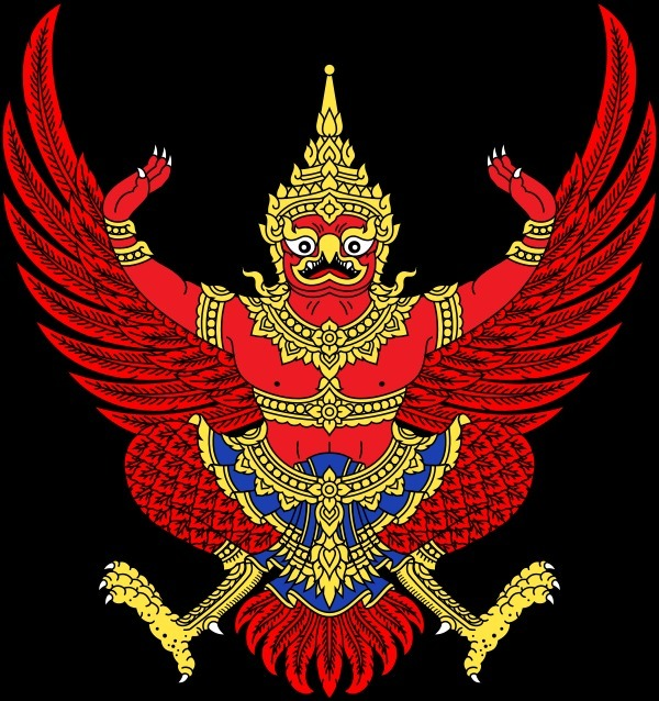 Gambar Negara Thailand Adalah Apa Arti Makna Dari Lambang Negara Thailand Brainly Co Id