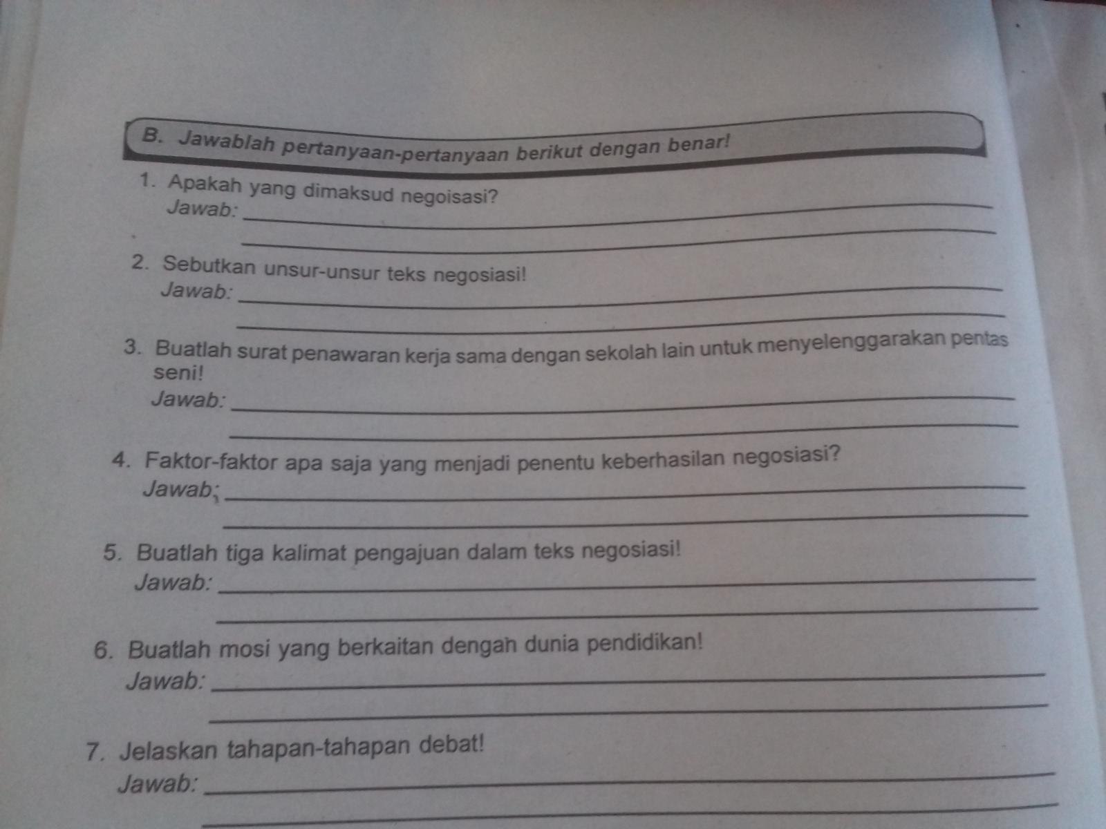No 3 Tolong Dibantu Bsk Dikumpulkan Brainly Co Id