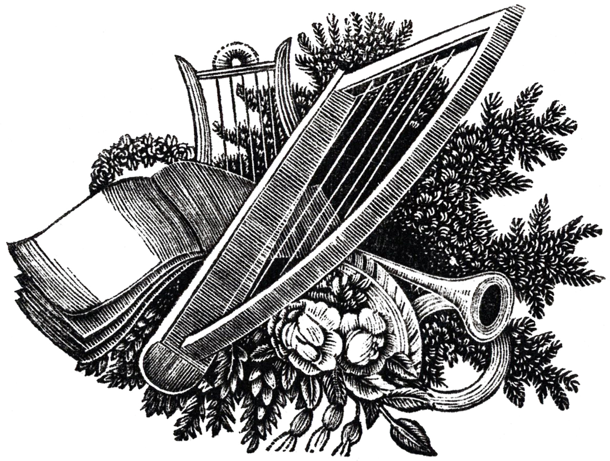 184 Gambar Ilustrasi Berbentuk Dekoratif Yang Berfungsi Sebagai