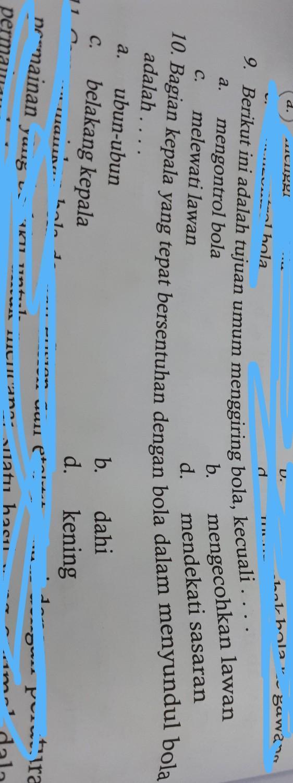 No 9 Dan 10 Tolong Dijawab Brainly Co Id