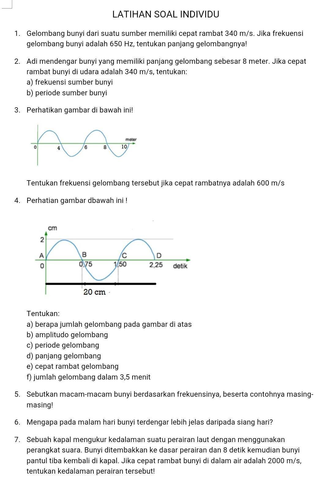 Soal Latihan Ipa Fisika Kelas 8 Bab 10 Semester 2 Kurikulum 2013
