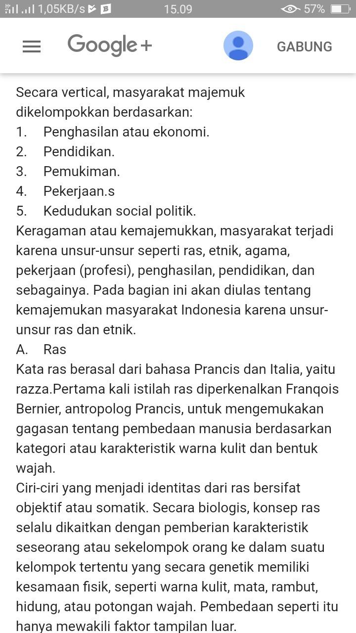 Contoh Keberagaman Yang Ada Di Indonesia Adalah - Asia