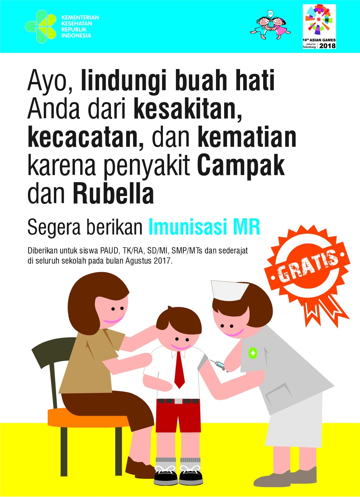 Contoh Contoh Poster Layanan Kesehatan Brainly Co Id