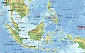 Gambar Peta Asia Tenggara Brainly Id Unduh Jpg Terbaru