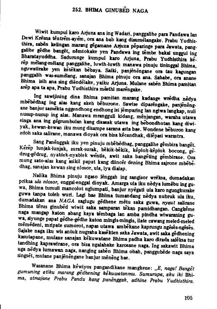 Contoh Cerpen Bahasa Cirebon Brainly Co Id
