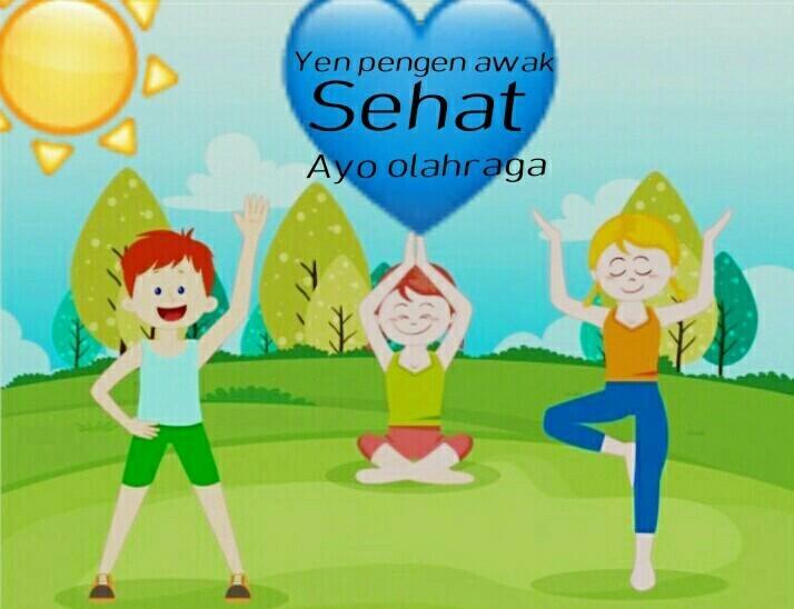 Iklan Bahasa Jawa Tema Olahraga Brainly Co Id