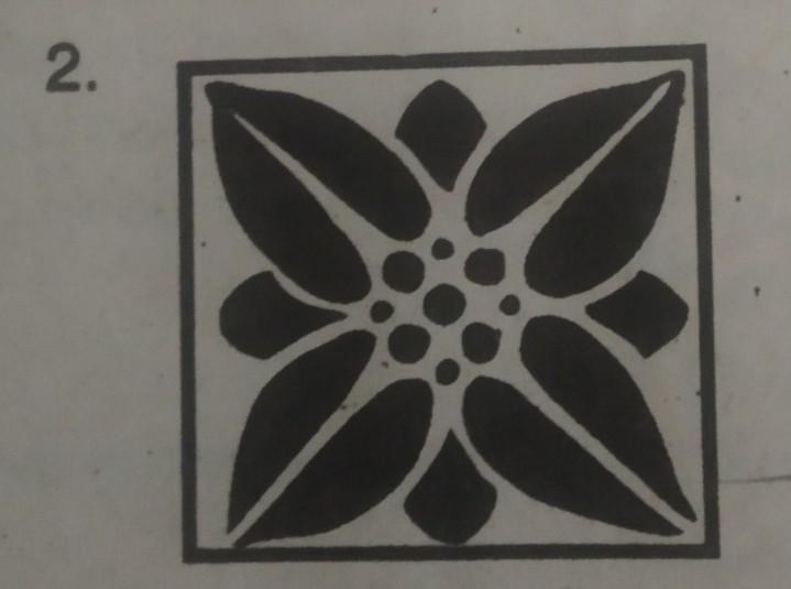 Contoh Contoh Gambar Flora Daun Gambar Sketsa