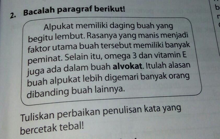 Tugas Bahasa Indonesia Kelas 11 Halaman 153 Tentang ...