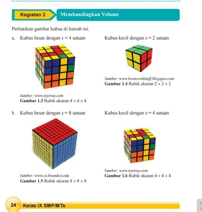 Kunci Jawaban Buku Paket Kelas 9 Matematika Halaman 25 Brainly Co Id