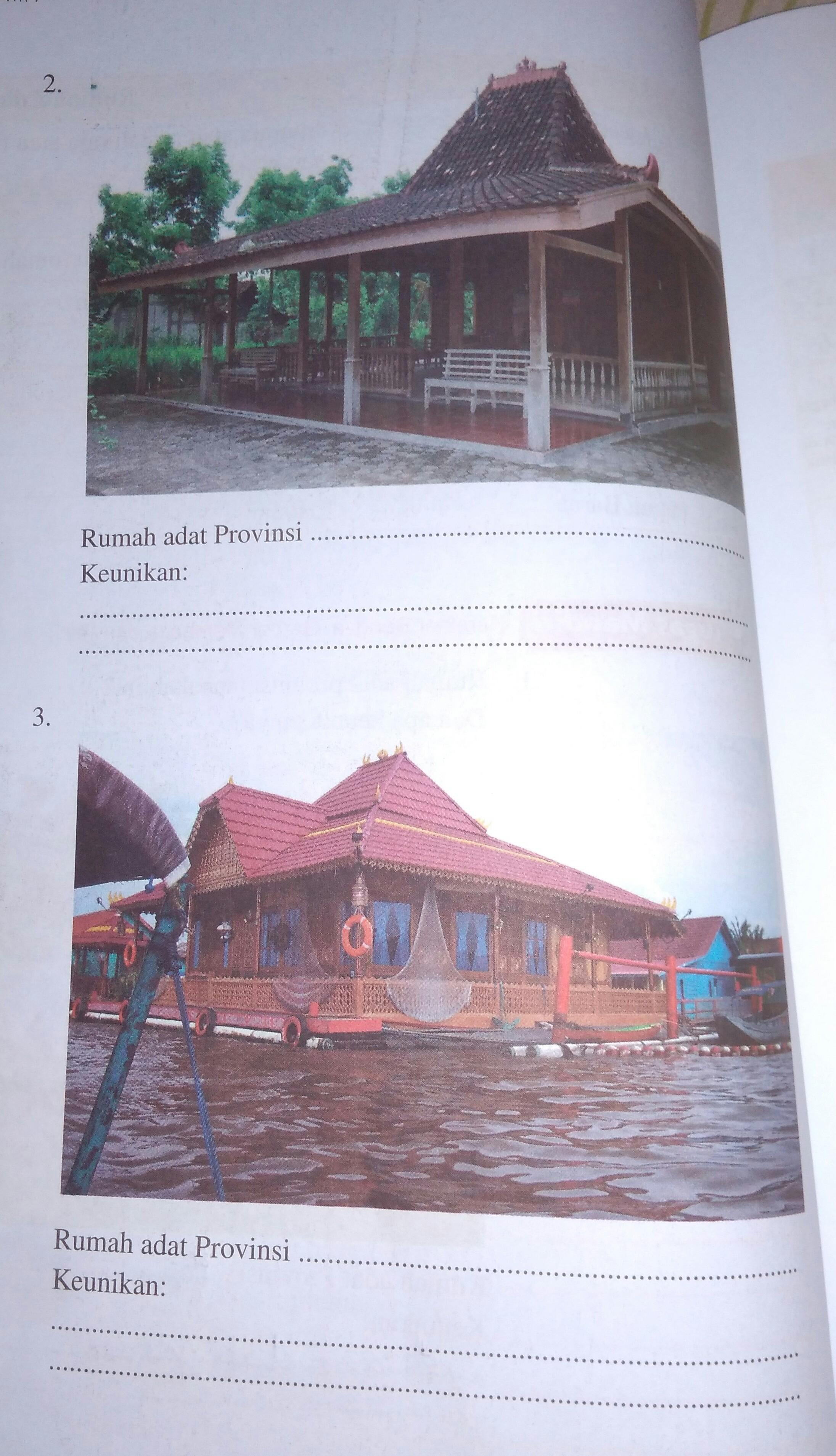 Rumah Joglo Berasal Dari Daerah Brainly Rumah Joglo Limasan Work