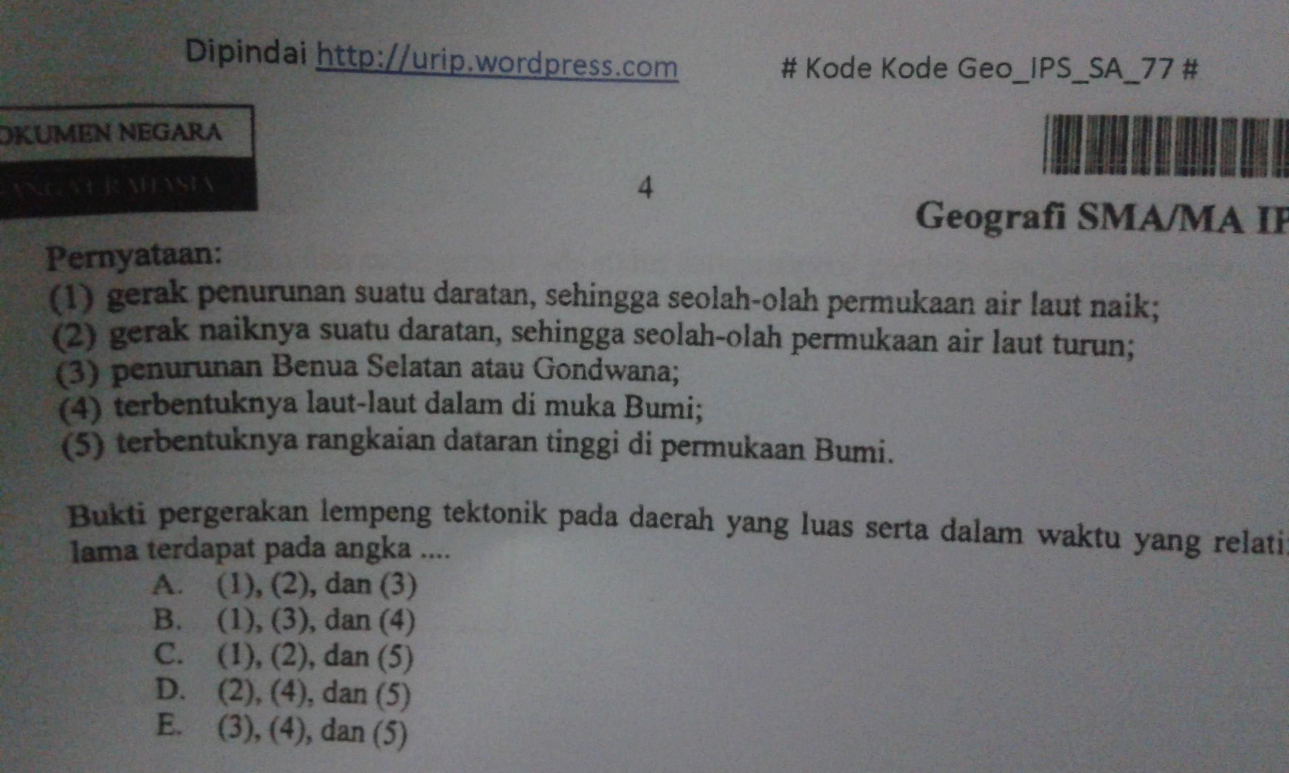 Tolong Bantu Jawab Soal Ini Dan Pembahasannya Ya Brainly Co Id