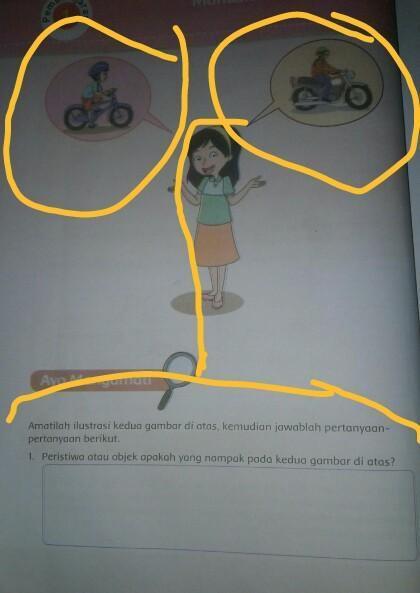Peristiwa Atau Objek Apakah Yang Nampak Pada Kedua Gambar Diatas Sepeda Dan Motor Peristiwa Atau Objek Apakah Yg Nampak Pada Kedua Gambar Di Atas