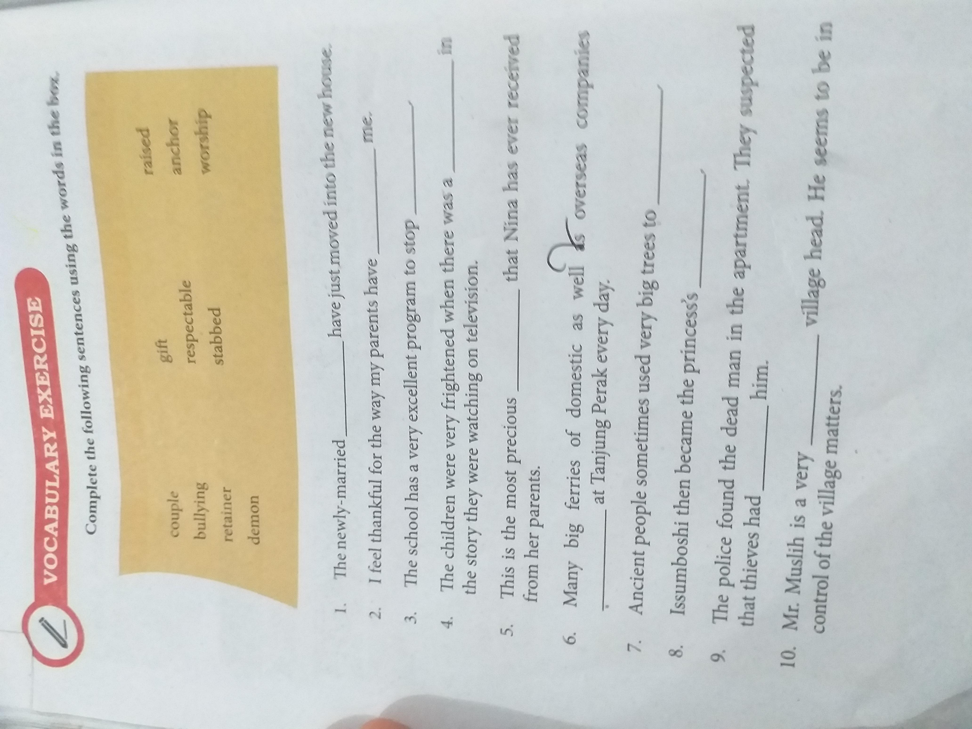 Tolong Dijawb Ya Bahasa Inggris Kelas 10 Halaman 162 Brainly Co Id