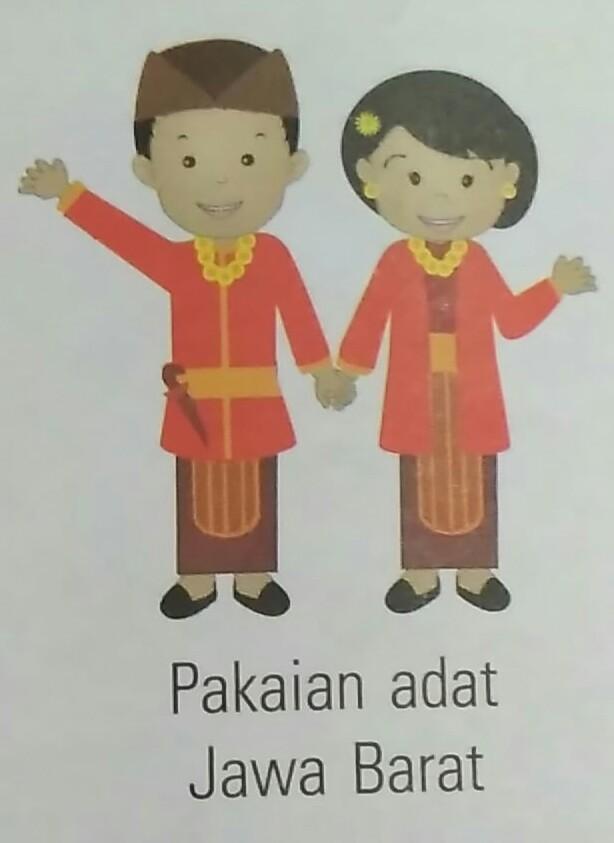 Apa Pakaian Daerah Dari Jawa Barat Brainly Co Id