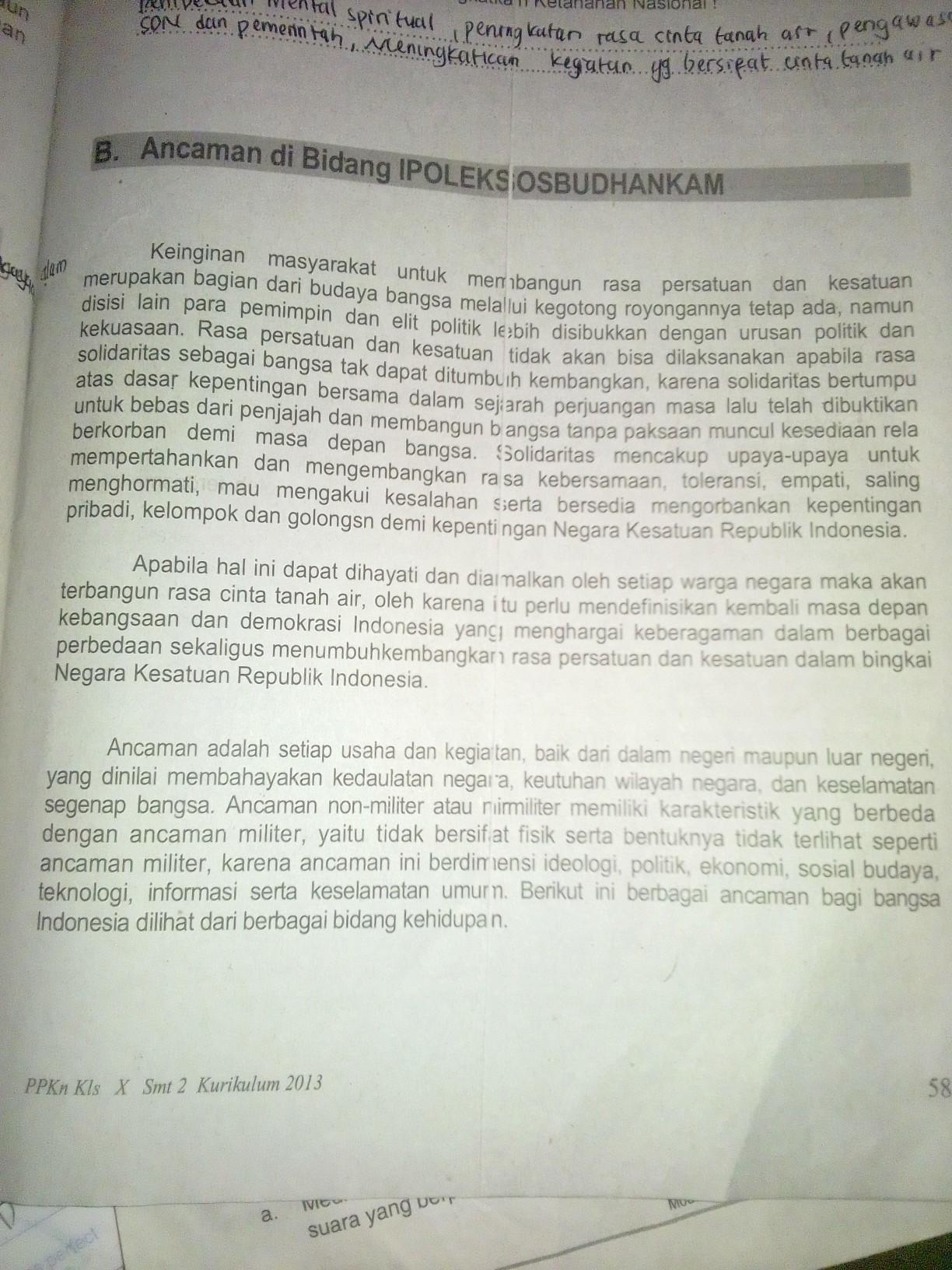 Sebutkan Fungsi Wawasan Nusantara Bagi Bangsa Indonesia ...