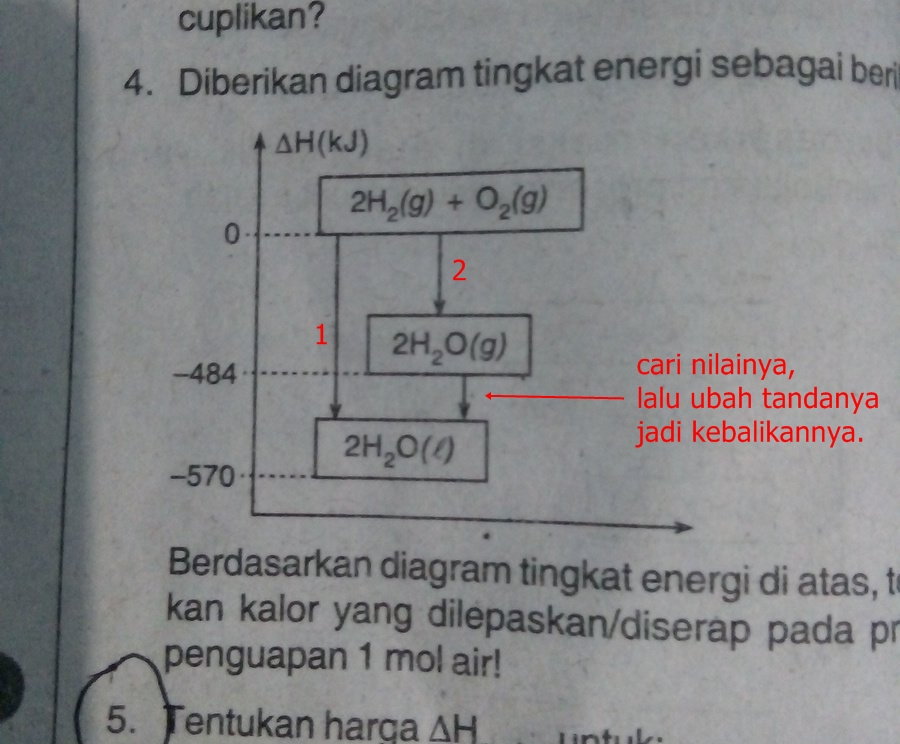 Berdasarkan diagram tingkat energi di atas tentukan kalor yang unduh jpg ccuart Gallery