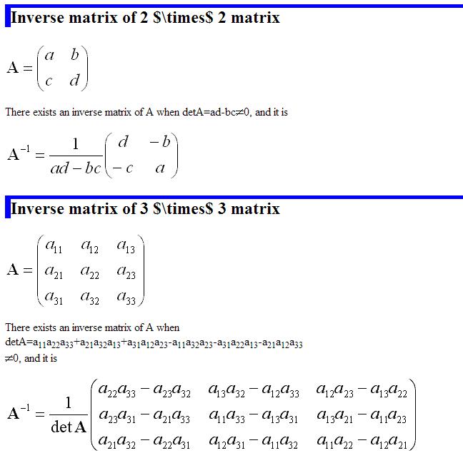 Bagaimana Cara Meng Invers Kan Matrix Berordo 3 3 Brainly Co Id