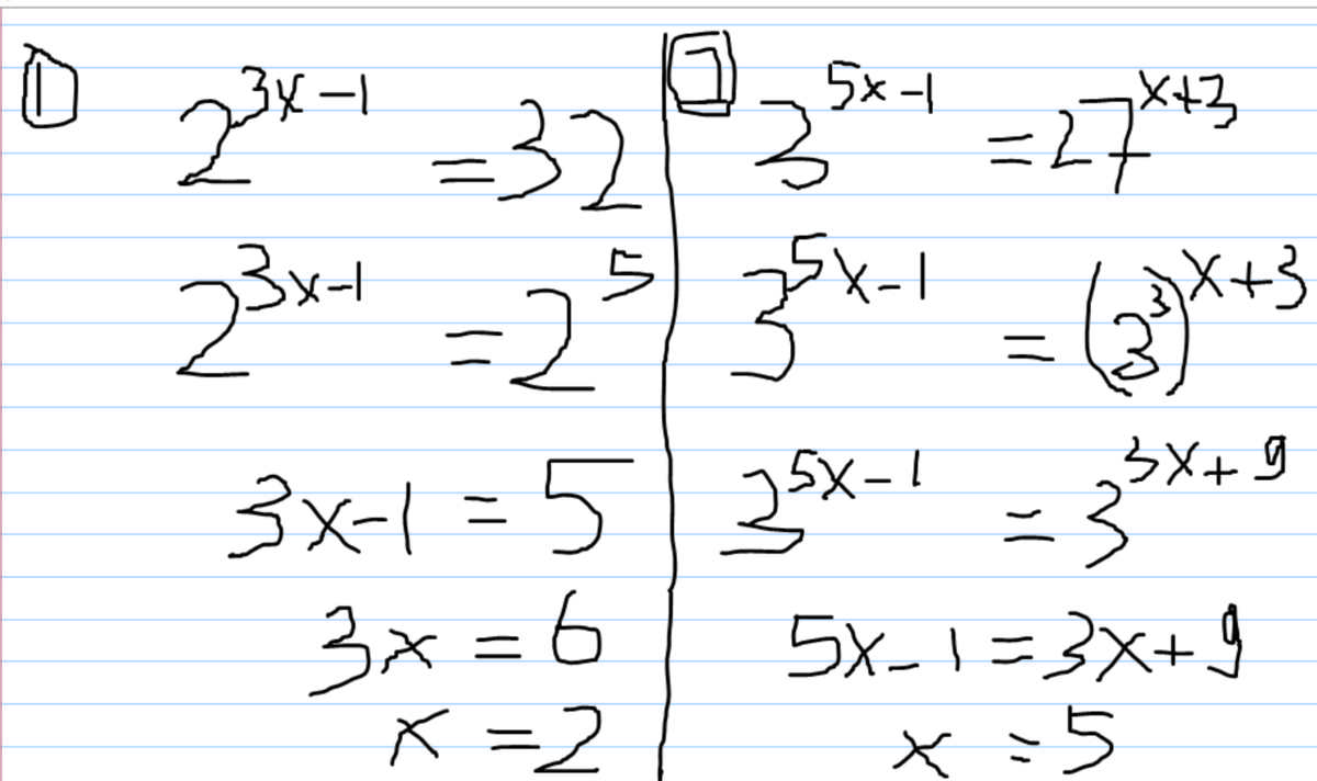 2 contoh soal dan cara kerjanya dari persamaan eksponen   - Brainly ... 0d06ac58d1
