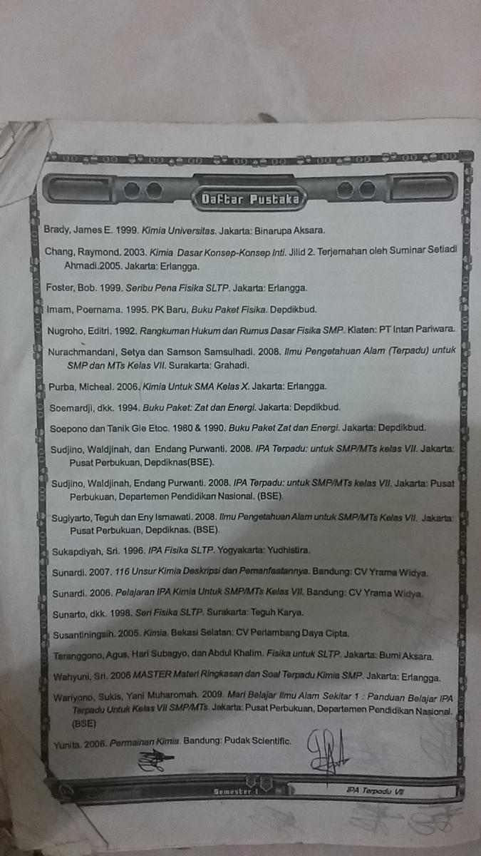 Contoh Daftar Pustaka Brainly Co Id
