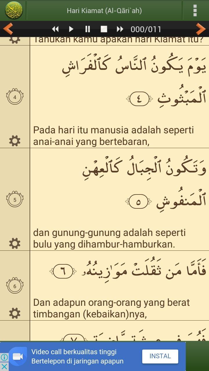 Maksud Dari Surat Al Qariah Ayat 4 Dan 5 Brainlycoid