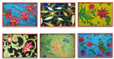 Paling Keren 28+ Gambar Batik Flora Fauna Yang Mudah ...