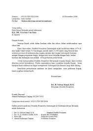 Contoh Surat Izin Sakit Bahasa Sunda - Contoh Seputar Surat