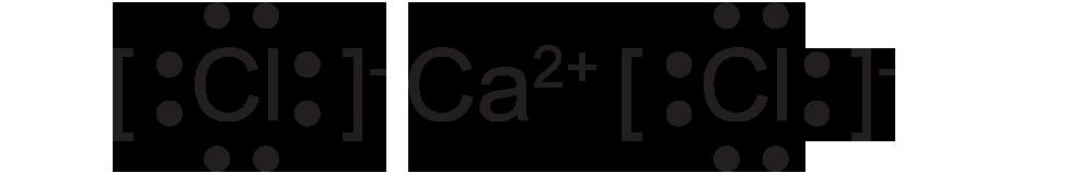 struktur lewis CaCl2 - Brainly.co.id