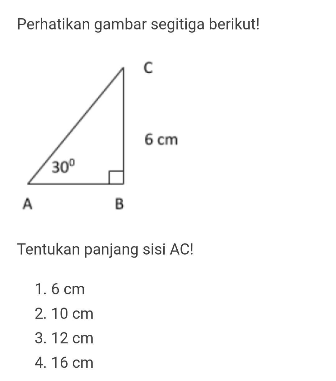 37++ Panjang sisi ac adalahcm information