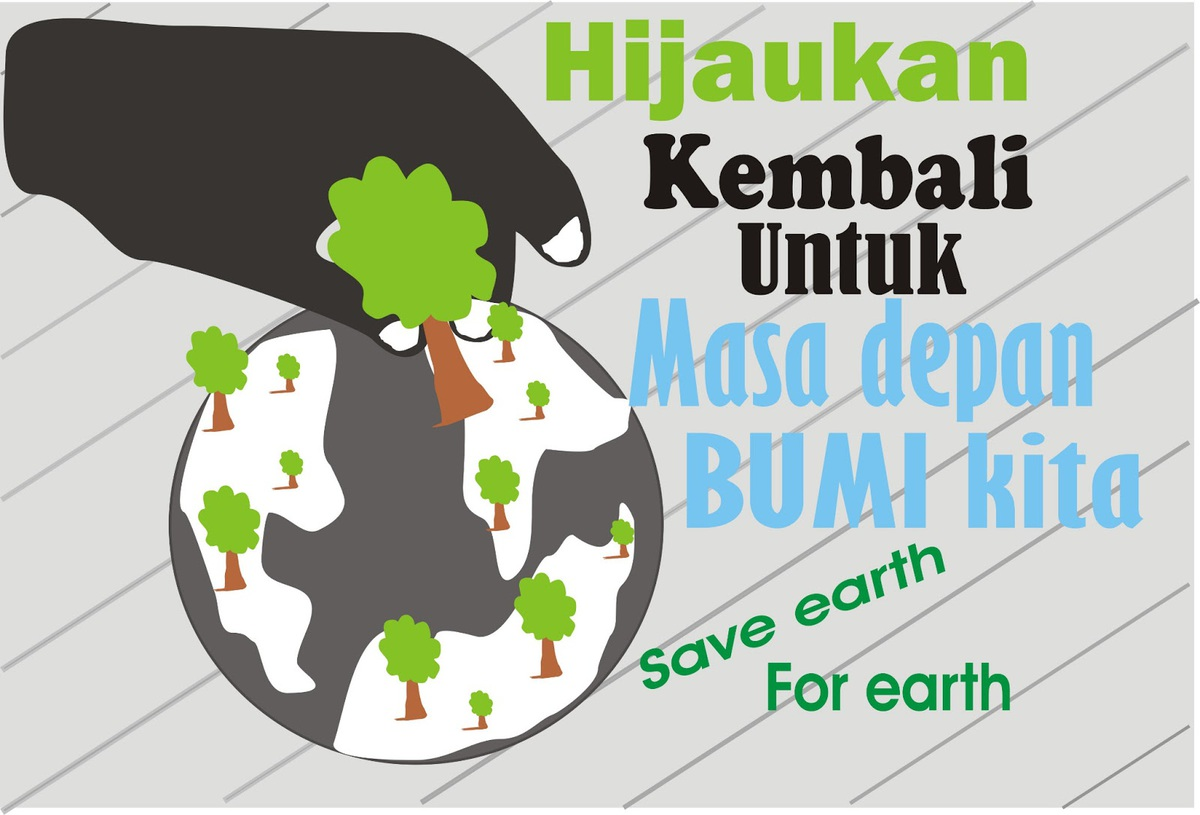 Contoh Gambar Poster Brainly Co Id