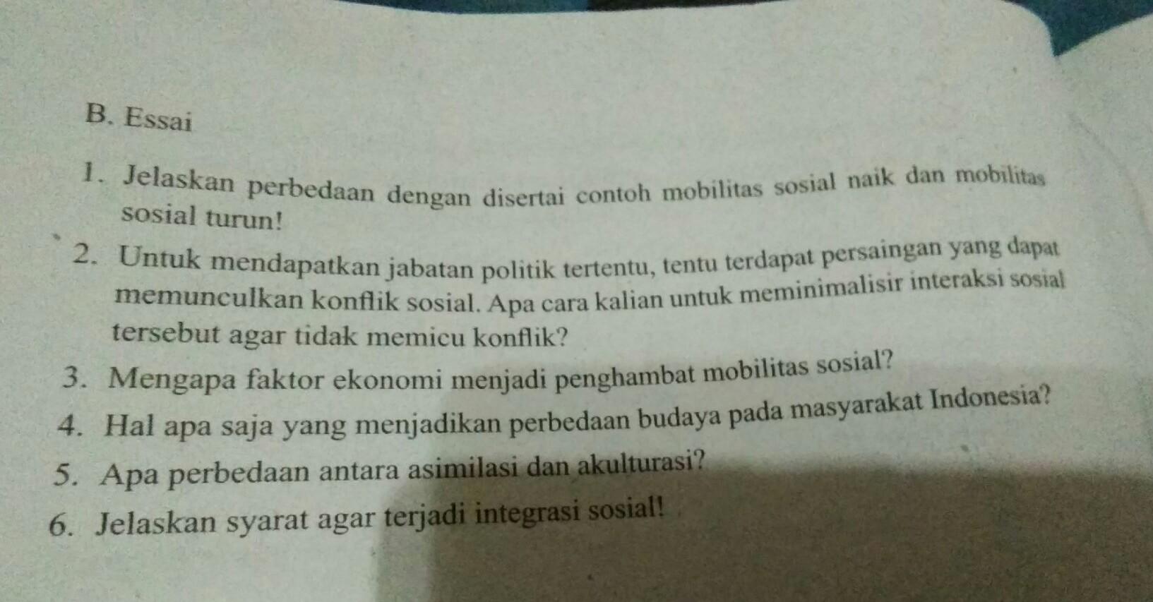Tolong Dijawab Yak Untuk No 1 Tolong Dibesertakan Contohnya V