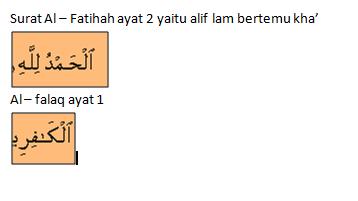 Apa Yg Dimaksud Dengan Bacaan Izhar Qomariyah Dan Contoh Nya