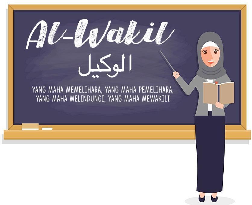 Jelaskan Pengertian Asmaul Husna Al Wakil Beserta Dalilnya