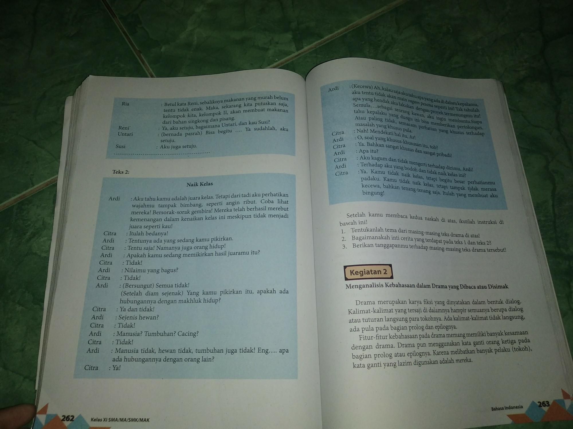 Contoh Soal Cerpen Kelas 11 Smk Beserta Jawabannya Guru Ilmu Sosial