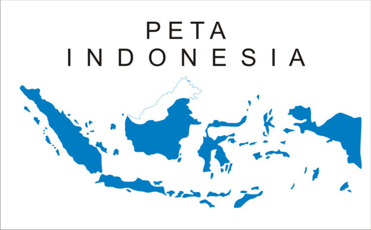 Gambar Peta Buta Indonesia Brainly Co Id