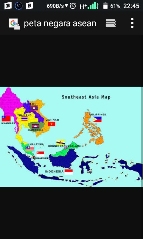 Tolong Buatkan Peta Negara Asean Brainly Id Unduh Jpg Gambar