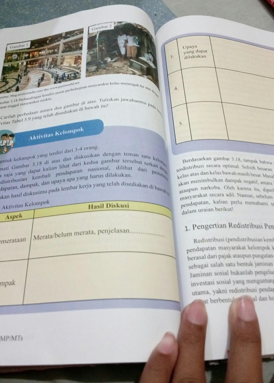 Jawaban Ips Halaman 188 Kelas 7 - Kumpulan Kunci Jawaban Buku