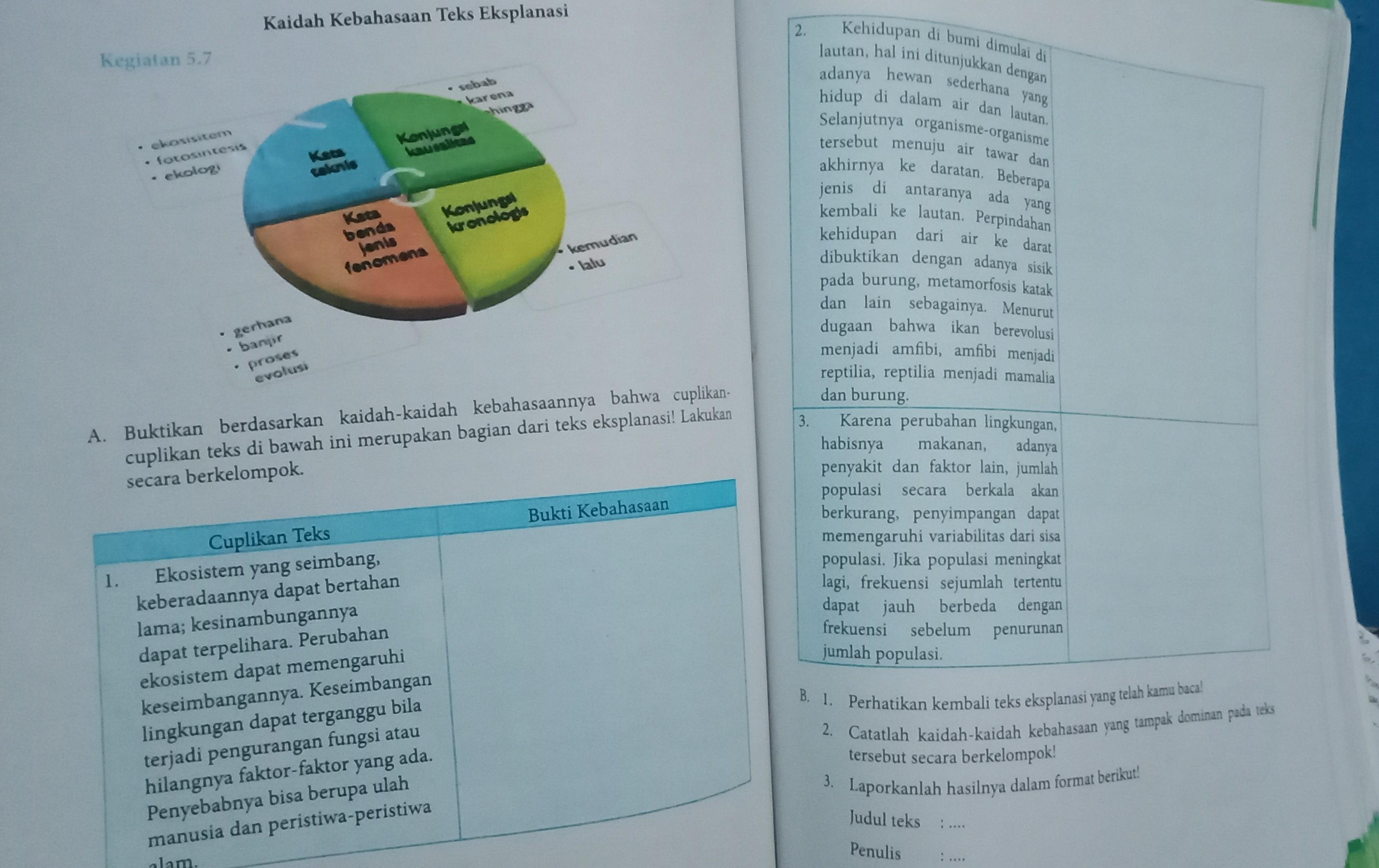 Jawaban Buku Paket Bahasa Jawa Kelas 8 Halaman 23 Semester 1