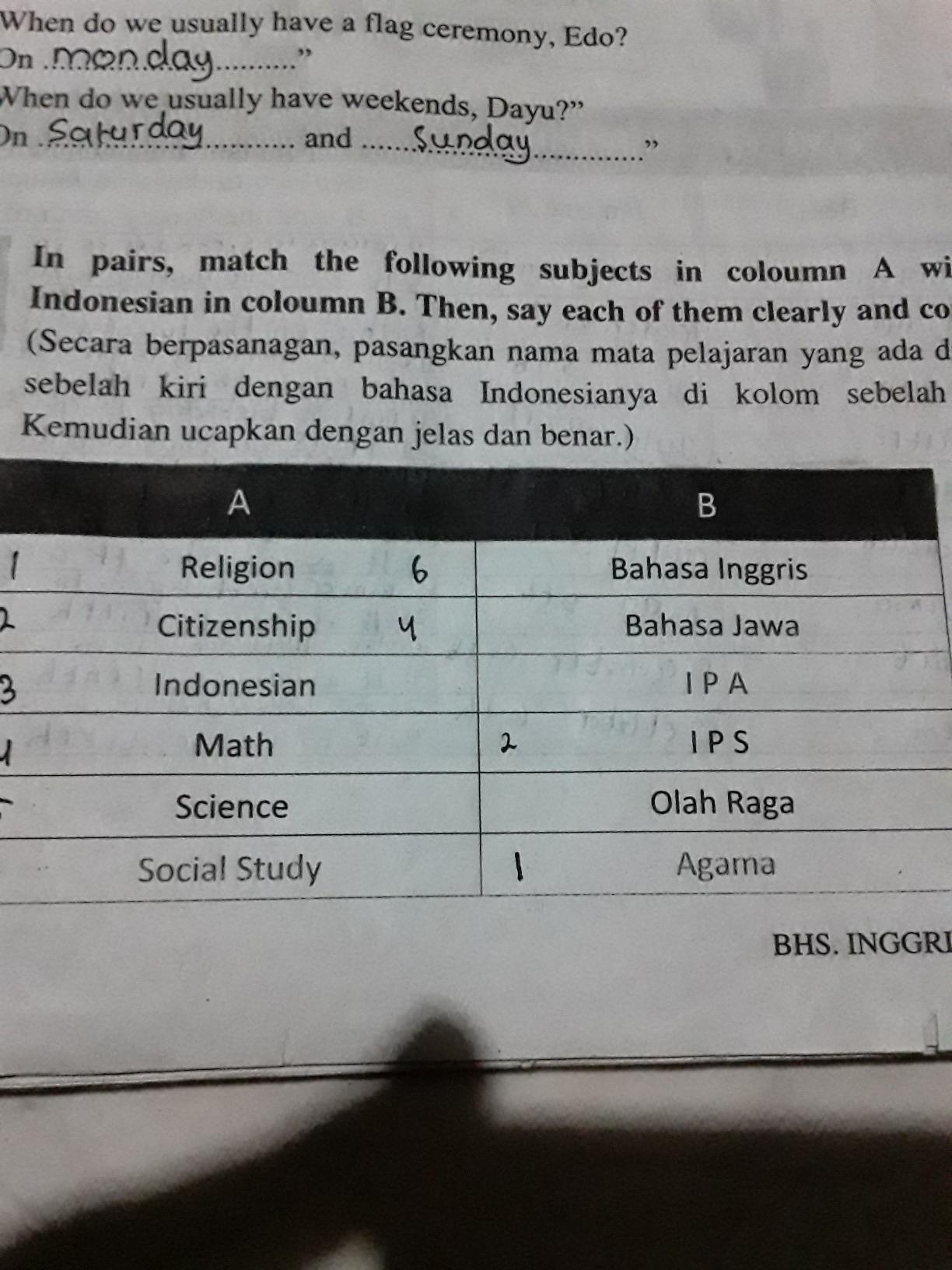 Apa Arti Dari Kata Social Study Dalam Bahasa Indonesia Brainly Co Id
