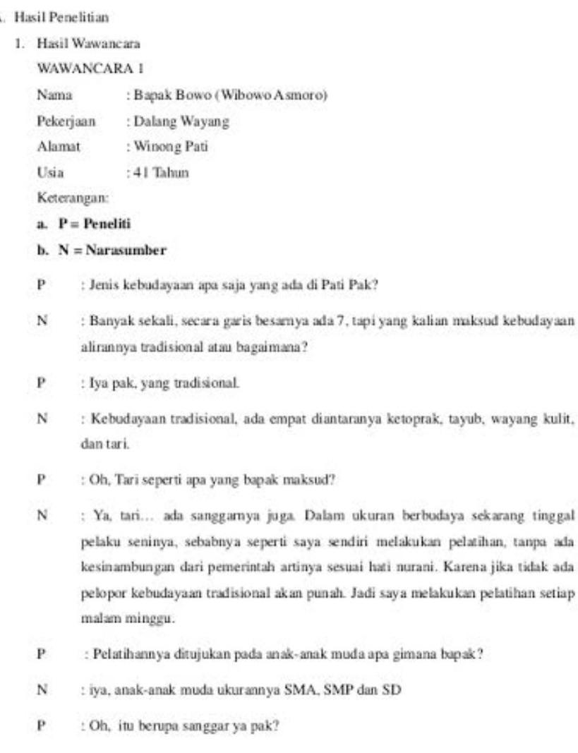 Laporan Kegiatan Dalam Bahasa Jawa Brainly Co Id
